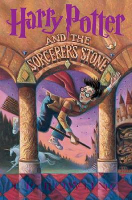 Harry Potter and the Sorcerer's Stone - Library Edition Cover Image