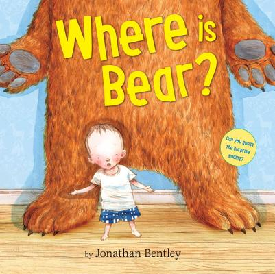 Where Is Bear? Cover Image