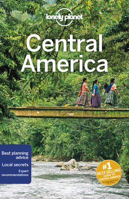 Lonely Planet Central America (Travel Guide) Cover Image