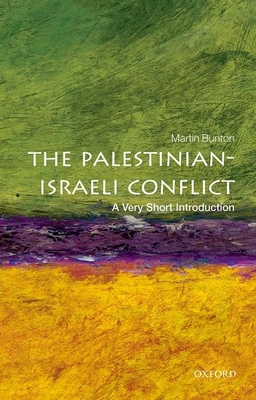 The Palestinian-Israeli Conflict (Very Short Introductions) Cover Image