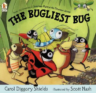 The Bugliest Bug Cover