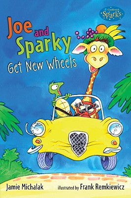 Joe and Sparky Get New Wheels Cover