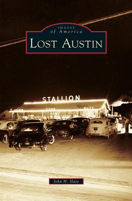 Lost Austin Cover Image