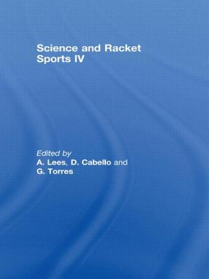 Science and Racket Sports IV Cover Image