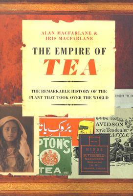 The Empire of Tea Cover