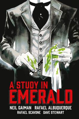 Neil Gaiman's A Study in Emerald Cover Image