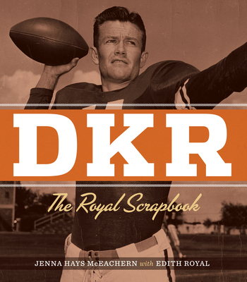 Dkr: The Royal Scrapbook Cover Image