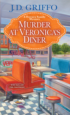 Murder at Veronica's Diner (A Ferrara Family Mystery #4) Cover Image