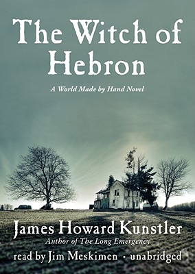 The Witch of Hebron (Playaway Adult Fiction) Cover Image