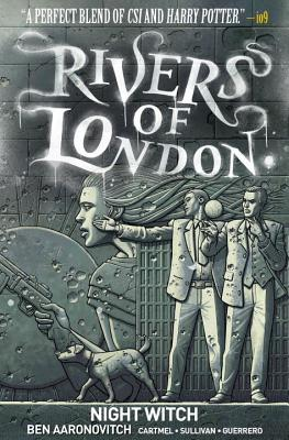 Rivers Of London Vol. 2: Night Witch Cover Image