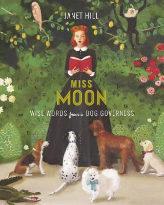 Cover for Miss Moon