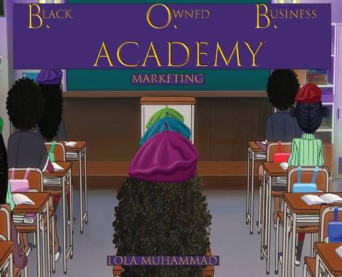 B. O. B. Academy: Marketing Cover Image