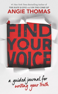 Find Your Voice: A Guided Journal for Writing Your Truth Cover Image