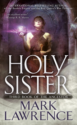 Holy Sister (Book of the Ancestor #3) Cover Image