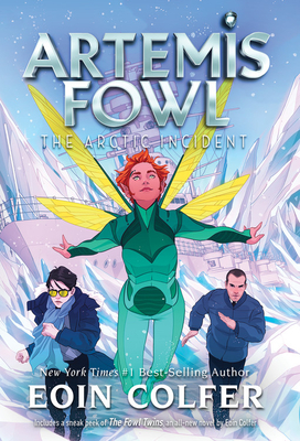 The Arctic Incident (Artemis Fowl, Book 2) Cover Image