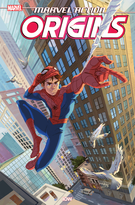 Marvel Action: Origins, Vol. 1 (Marvel Action Origins) Cover Image
