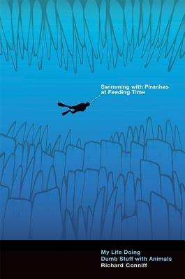 Swimming with Piranhas at Feeding Time Cover