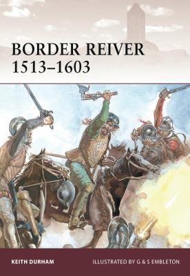 Border Reiver 1513-1603 Cover