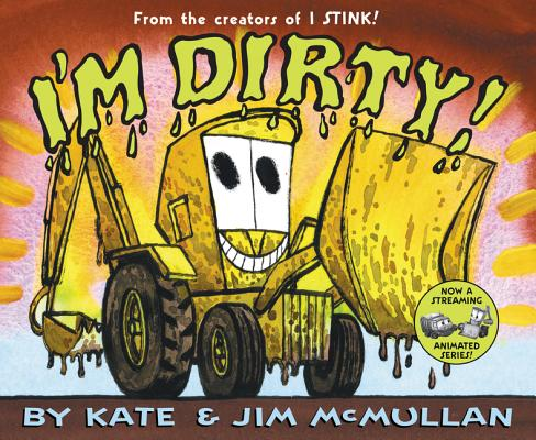 I'm Dirty! Cover