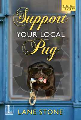 Support Your Local Pug Cover Image