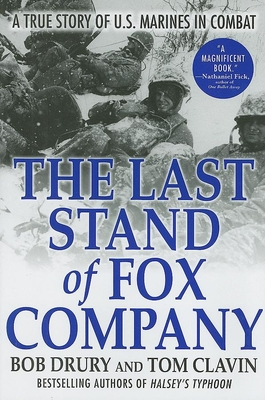 The Last Stand of Fox Company Cover