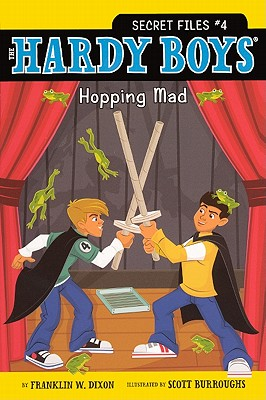 Hopping Mad Cover Image