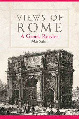 Views of Rome, 55: A Greek Reader Cover Image