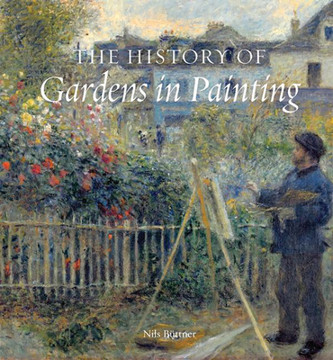 Cover for The History of Gardens in Painting