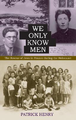 Cover for We Only Know Men
