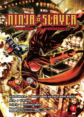 Cover for Ninja Slayer, Part 1