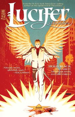 Lucifer Vol. 1: Cold Heaven Cover Image