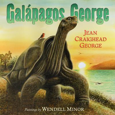 Galapagos George Cover
