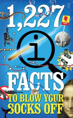 1,227 Qi Facts to Blow Your Socks Off (Quite Interesting) Cover Image