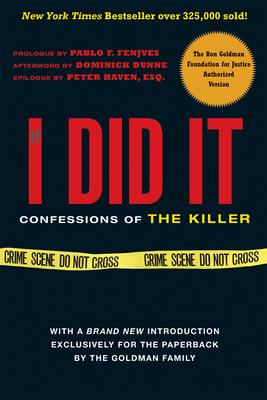 If I Did It: Confessions of the Killer Cover Image