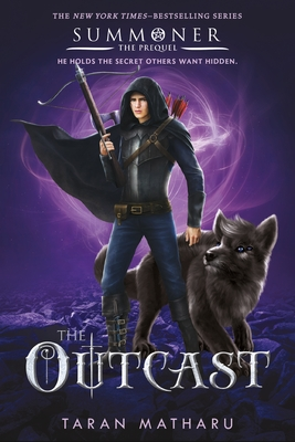 The Outcast: Prequel to the Summoner Trilogy Cover Image