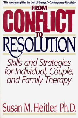 From Conflict to Resolution: Strategies for Diagnosis and Treatment of Distressed Individuals, Couples, and Families Cover Image