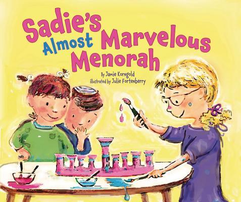 Sadie's Almost Marvelous Menorah Cover Image