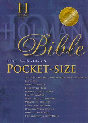 Pocket-Size Bible-KJV-Classic Cover