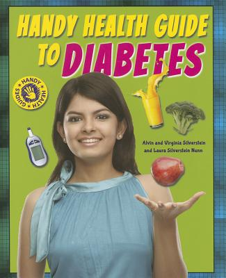 Handy Health Guide to Diabetes (Handy Health Guides) Cover Image