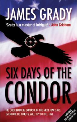 Six Days of the Condor Cover