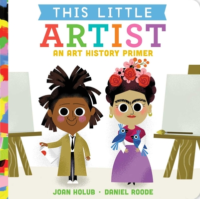 This Little Artist: An Art History Primer Cover Image