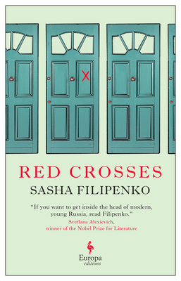 Red Crosses Cover Image