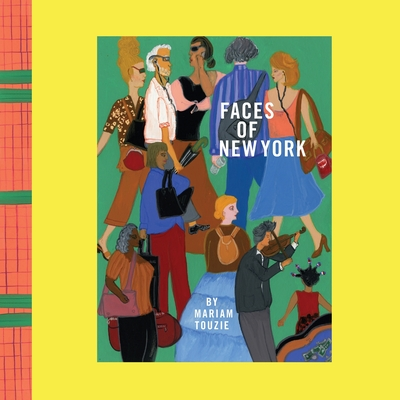 Faces of New York Cover Image
