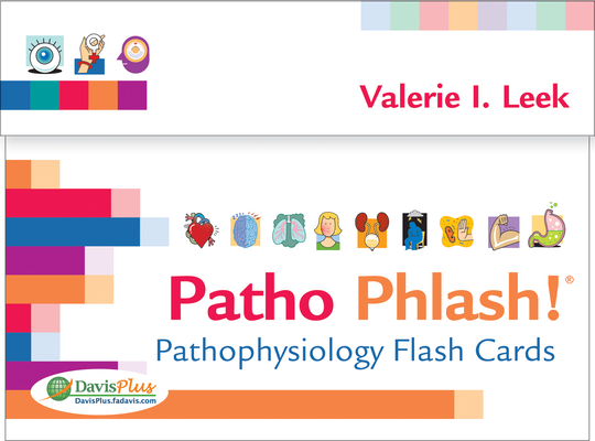 Patho Phlash!: Pathophysiology Flash Cards Cover Image