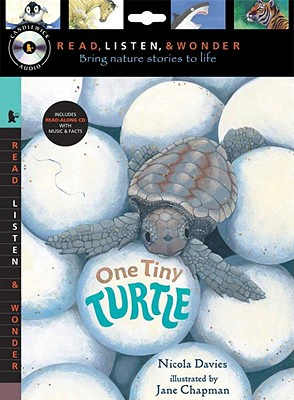 One Tiny Turtle with Audio, Peggable Cover