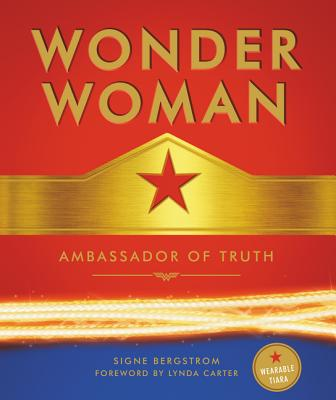 Wonder Woman: Ambassador of Truth Cover Image