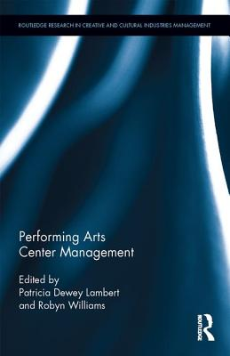 Performing Arts Center Management Cover Image