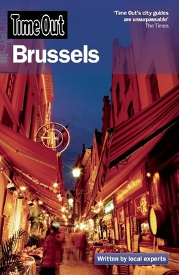 Time Out Brussels Cover