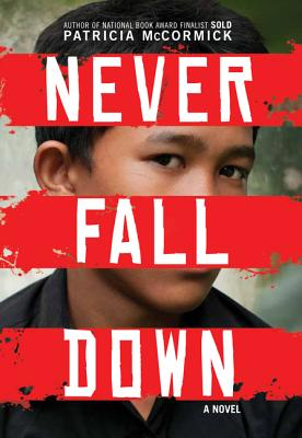 Never Fall Down Cover