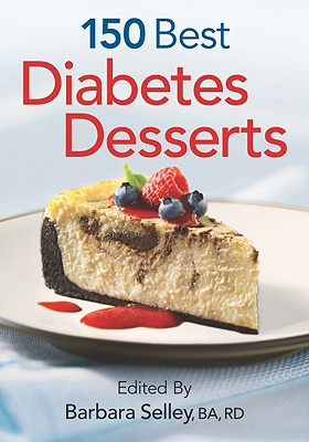 150 Best Diabetes Desserts Cover